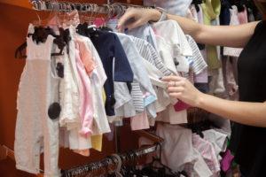 arredo negozio abbigliamento genova surgea