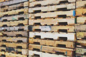 bancali in legno surgea genova